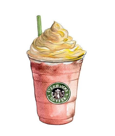 25  Best Ideas about Starbucks Art on Pinterest   Pretty drawings, Cute drawings tumblr and