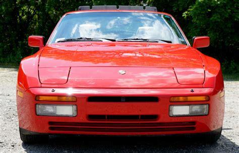 how make cars 1986 porsche 944 seat position control 1986 porsche 944 turbo 951 guards red sport interior concours condition nr for sale photos
