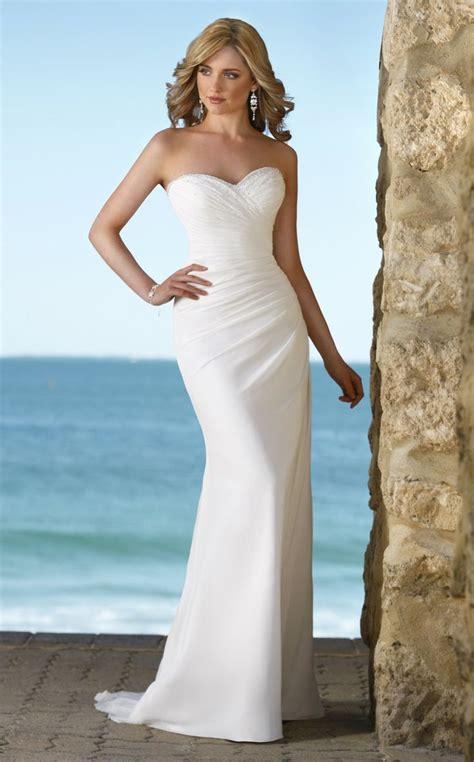 Exotic Beach Wedding Dresses Handmade Elegant Beach