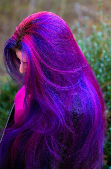 17 Best Ideas About Purple Hair Styles On Pinterest Plum