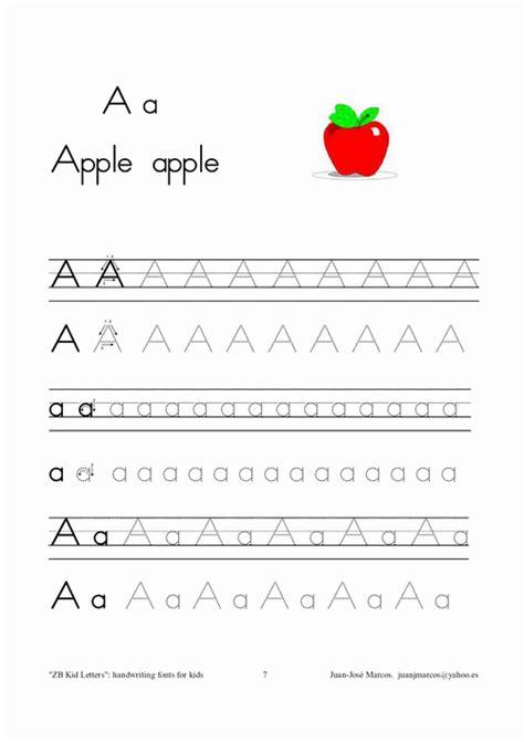 zaner bloser fonts  teaching children  write zb