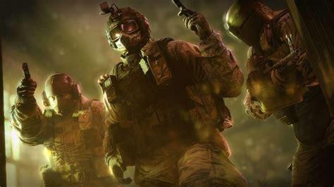 rainbow  siege operators teased gamespot