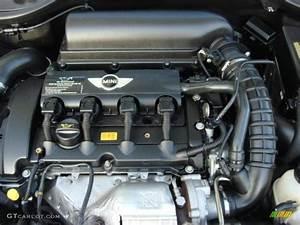 2007 Mini Cooper S Hardtop 1 6 Liter Turbocharged Dohc 16v Vvt 4 Cylinder Engine Photo  48445992