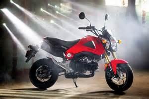 2014 Honda Grom Motorcycle