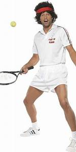 Mens Adult You Cannot Be Serious Tennis Player Fancy Dress ...