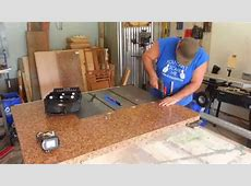 Diy project Table saw extension and out feed table Part