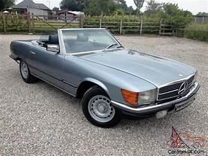 1982 Mercedes Benz 280 Sl In Excellent Condition