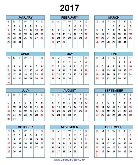 calendar uk