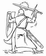 Knights Templar Ritter Malvorlagen sketch template