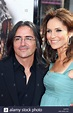 Brad Silberling And Wife Amy Brenneman Stock Photos & Brad ...