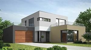 Moderne Hausfassaden Fotos : hausfassade farbe konfigurator ~ Orissabook.com Haus und Dekorationen