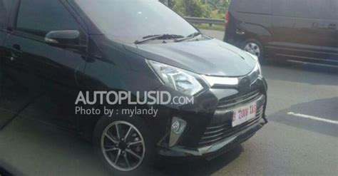 Toyota Calya Picture by Toyota Calya Mini Mpv Spied Up Ahead Of Launch
