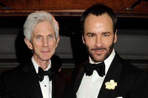 He is 14 years elder than his husband, tom. Richard Buckley - Inside The Life Of Tom Ford's Husband ...