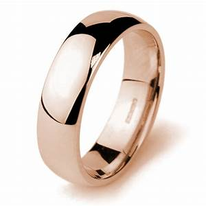 Rose gold mens wedding rings as gorgeous as womens ipunya for Rose gold wedding rings men