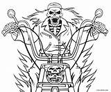 Ghost Rider Coloring Pages Printable Ghosts Call Duty Cool2bkids Ausdrucken Coloringpagesfortoddlers Develop Skills Important Many Help Zum Popular Halloween Getcolorings sketch template