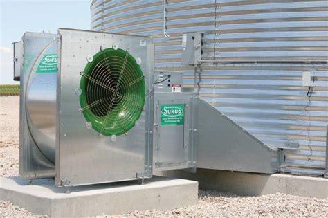 12 grain bin fan grain handling accessories wood conn corp