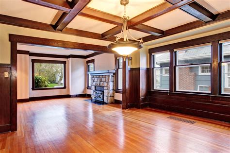 build  coffered ceiling  ease budget dumpster