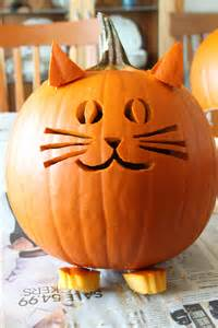 4 Steps To Carving A Pumpkin by Ladyface Blog Pumpkin Carving