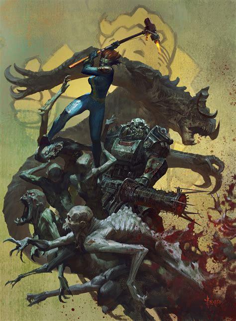 Fallout 4 Hammer By Bayardwu On Deviantart