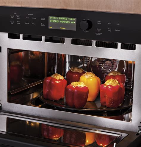 Cook faster with GE Advantium Ovens