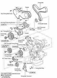 2000 Toyota Avalon Engine Diagram
