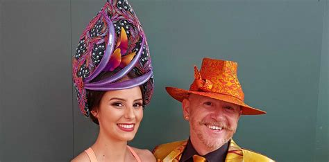hats  yeppoon milliners stunning design turns heads