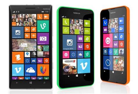 nokia lumia 930 lumia 630 and 635 with windows phone 8 1