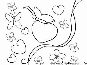 Schmetterlinge Valentinstag Ausmalbilder Fr Kinder