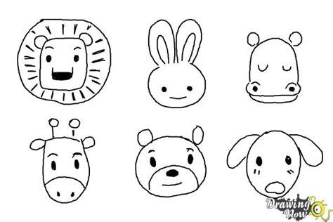 draw animals  kids drawingnow