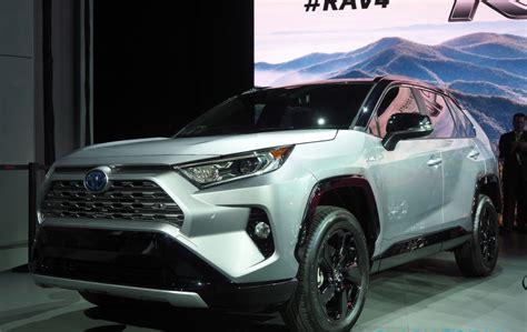 2019 Toyota Rav4 Gallery Slashgear