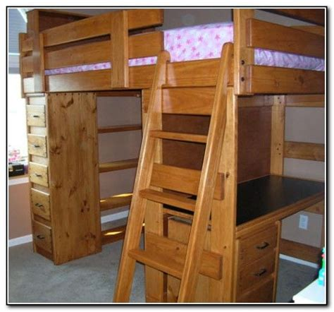 bed with ladder and desk loft bed with desk and dresser most recommended design