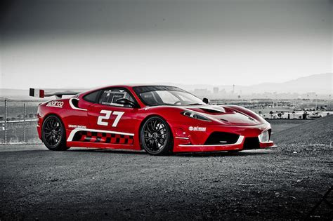 F430 Gt by This 512 Hp F430 Gt Wants To Be Driven W