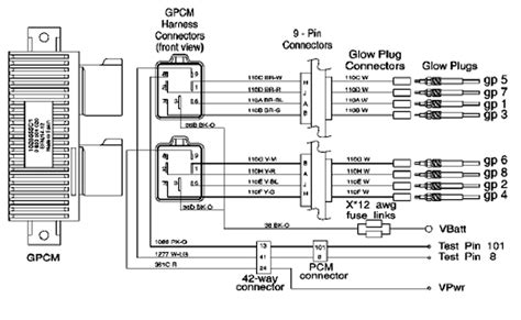 California Glow Plug Problem Ford Powerstroke