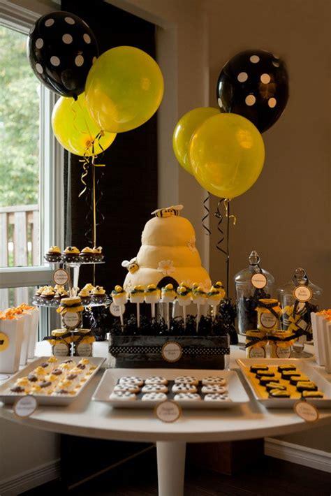 Bee Themed Birthday  Brilliant Bash