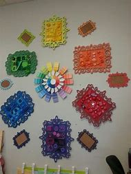 3D Color Wheel Art Projects