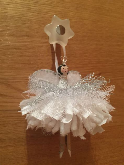 peg pom pom fairy clothespin dolls clothes pin crafts