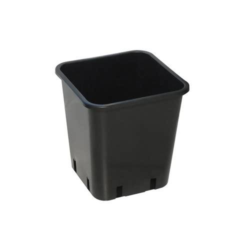 pot carr 233 11 0l pro pot plastique growshop terre hydro culture
