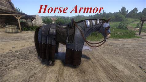 armor horse come kingdom deliverance mod title armour mods dlc kcd sets moddb