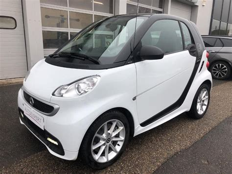smart fortwo occasion voiture occasion smart fortwo coupe etienne fiat etienne