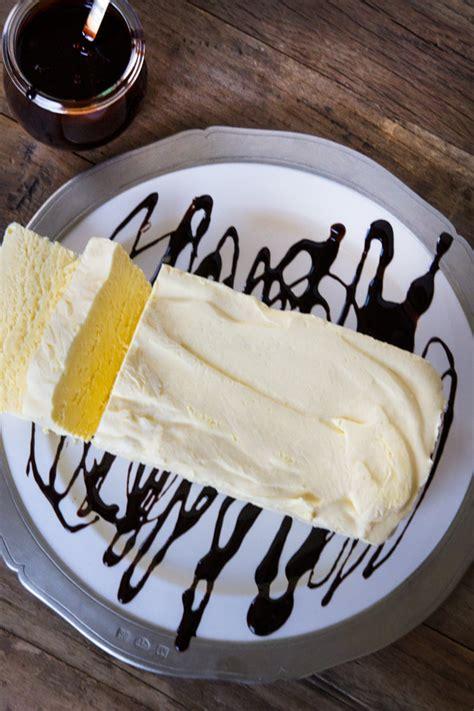 gluten  ice cream cake   easy homemade vanilla