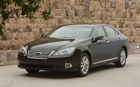 Lexus Picture by 2010 Lexus Es 350 Widescreen Car Picture 01 Of 24