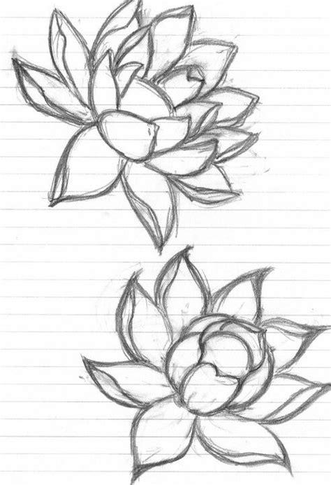 Pin by Makayla Henderson on Drawings :D in 2019   Art drawings, Lotus drawing, Drawings