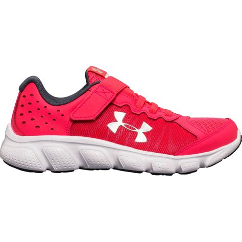 armour preschool assert 6 running shoes 165 | 8477824 NBD0