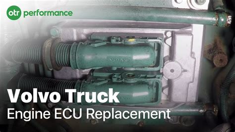 volvo truck engine ecu replacement  otr performance