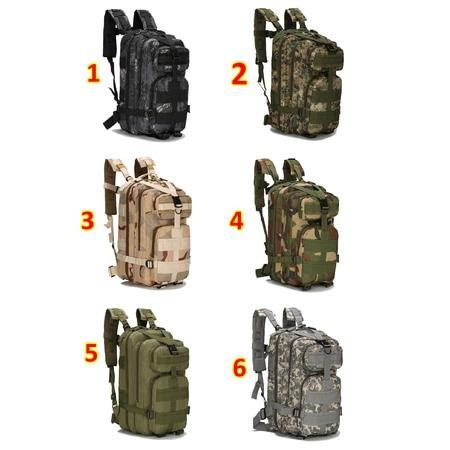 Tas Ransel Tactical 3p tas ransel pria 3p army tactical backpack camouflage