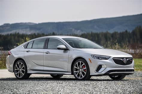 2019 Buick Regal by Drive 2019 Buick Regal Sportback Exhausted Ca