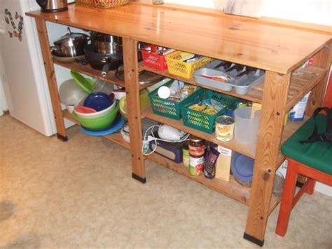 Küchenregal Mit Arbeitsplatte by Exma 187 Beendet K 252 Chenregal Mit Arbeitsplatte