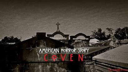 Horror American Coven Story Wallpapers Ahs Exclusivos