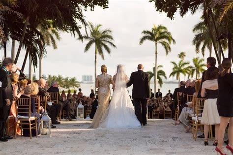 New York Meets Miami Wedding By Beauty Expert Nikol Johnson