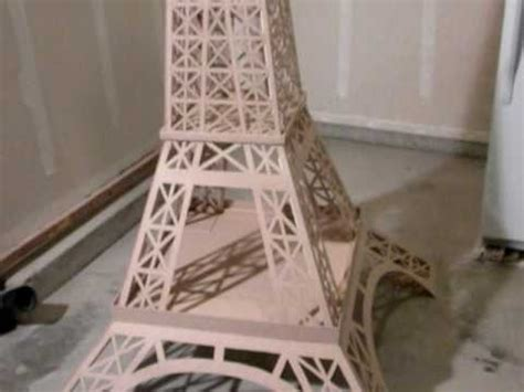 eiffel tower project youtube